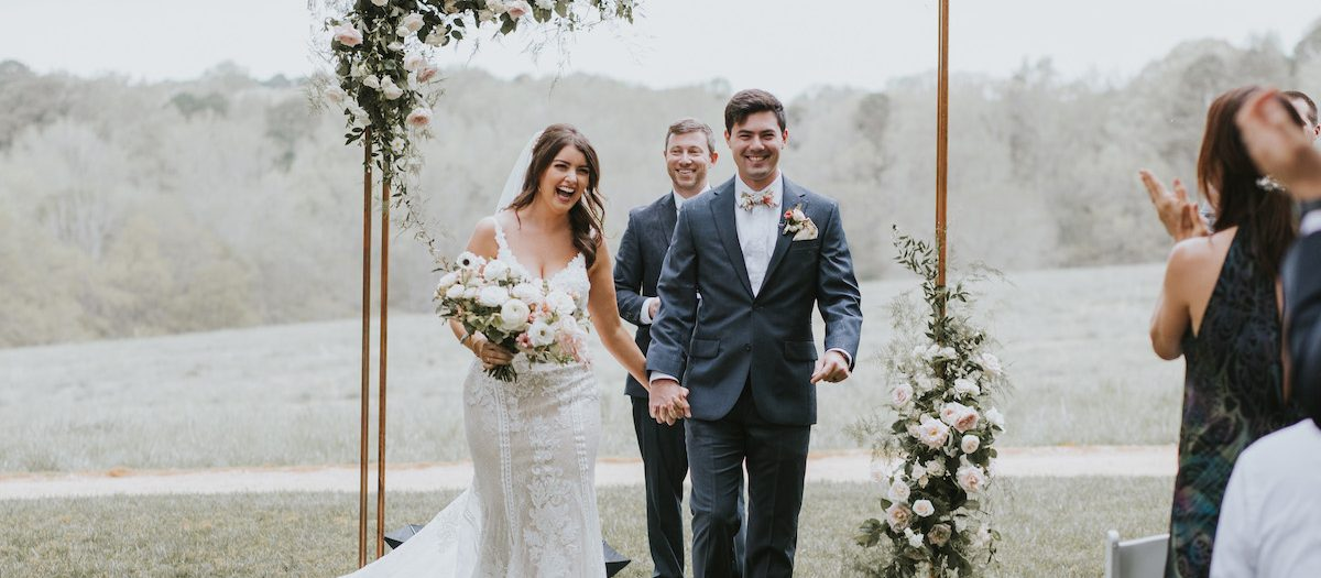 The Meadows at Firefly Farm Preserve | Raleigh, NC Wedding with Maddie + Sam