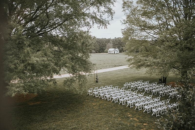 North Carolina scenic wedding venue