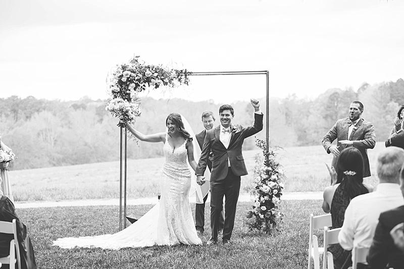 editorial raleigh wedding photography