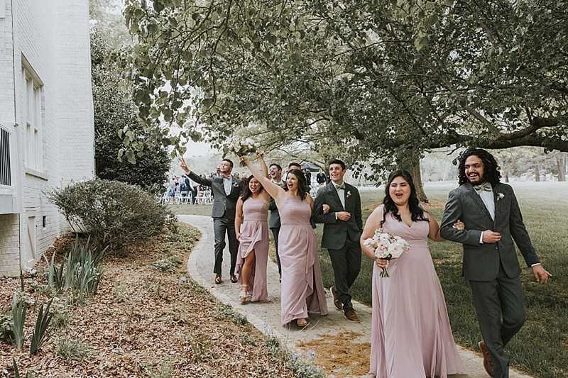 documentary north carolina wedding photography