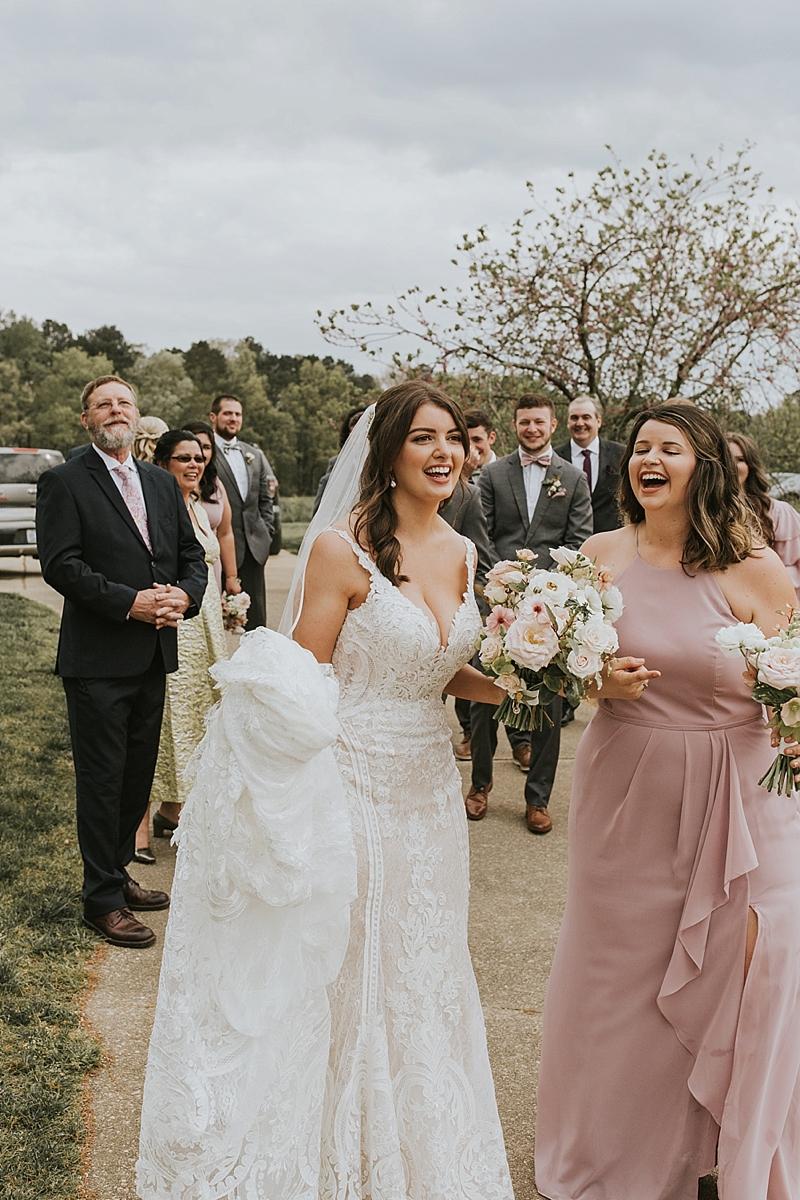 glamorous north carolina wedding photographer
