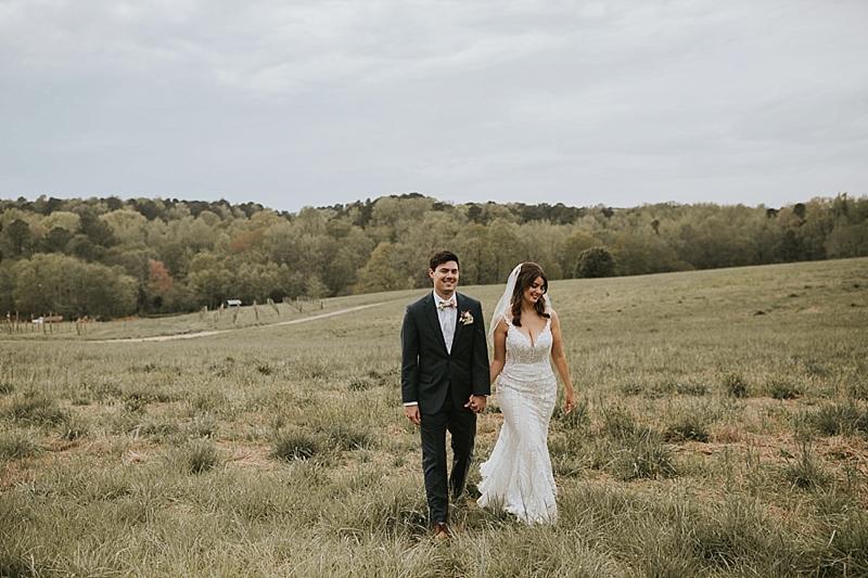 The Meadows Raleigh Wedding