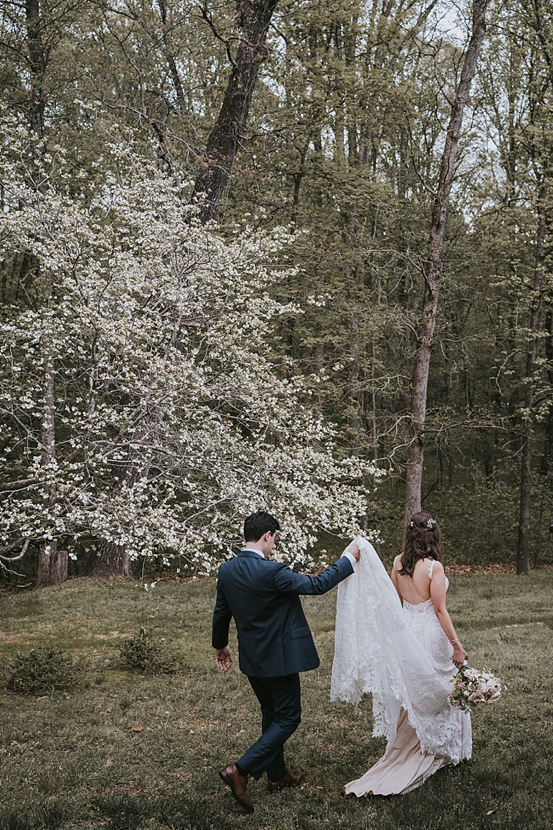 The Meadows Raleigh wedding venue