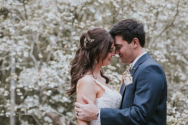 North Carolina outdoor wedding photographers