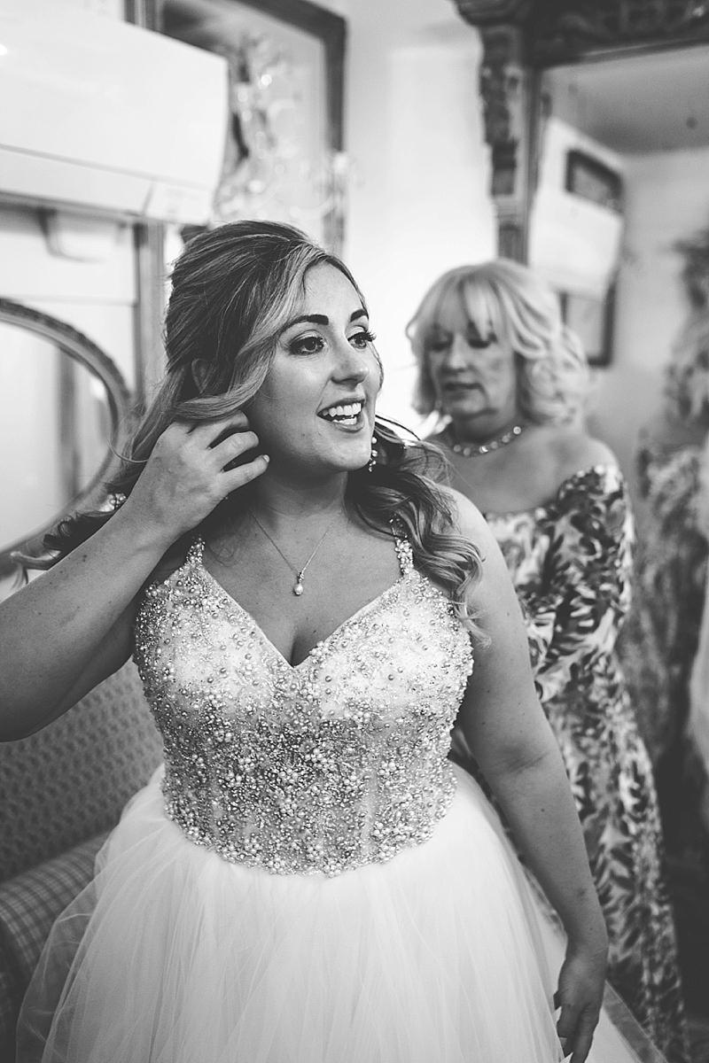 Raleigh, NC editorial wedding photographer