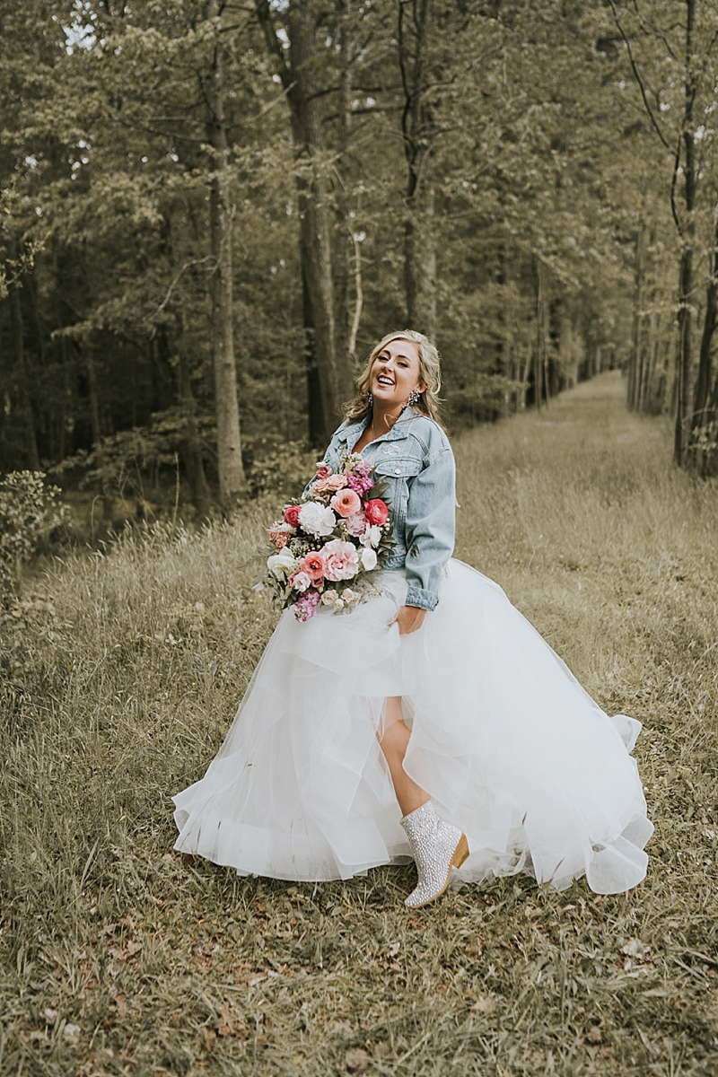 country western themed wedding