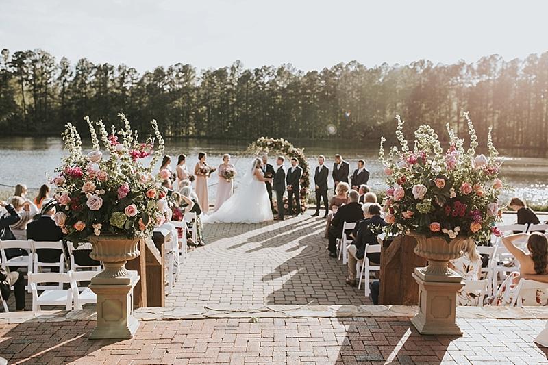 Angus Barn Pavilion Wedding 0057