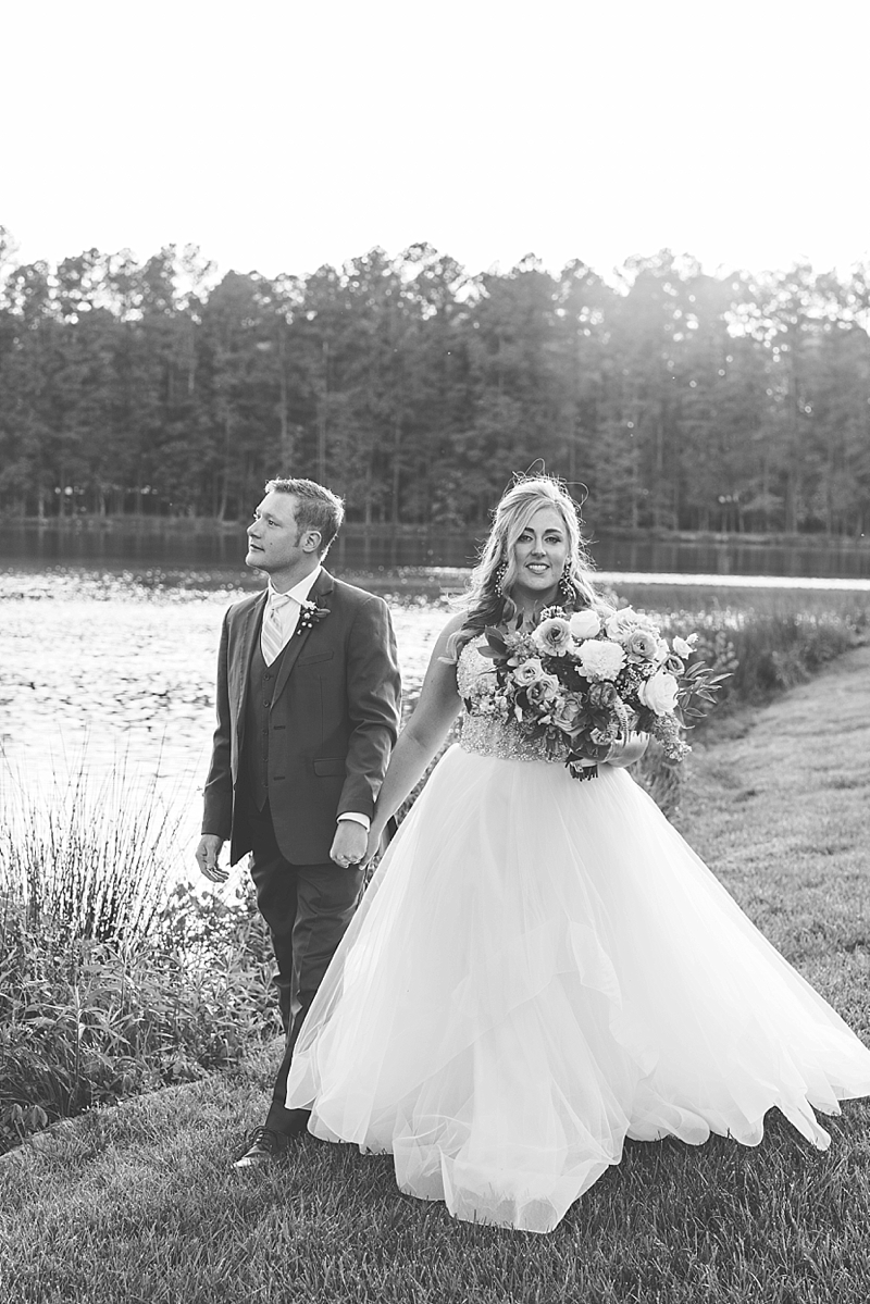 Documentary wedding photographer in North Carolina