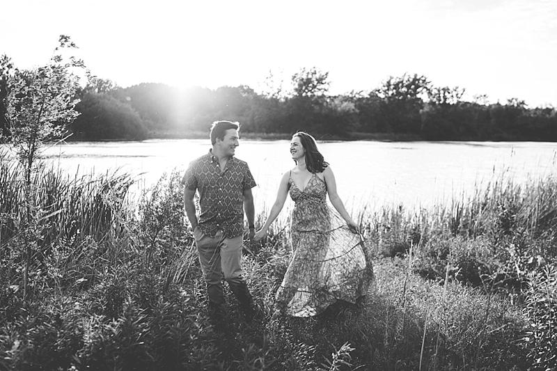 boho chicago wedding photography