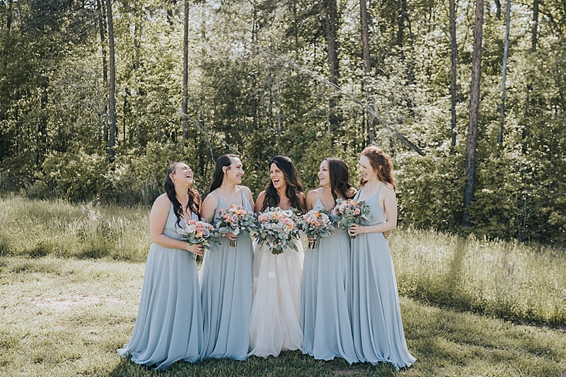 lunas trail farm wedding photography