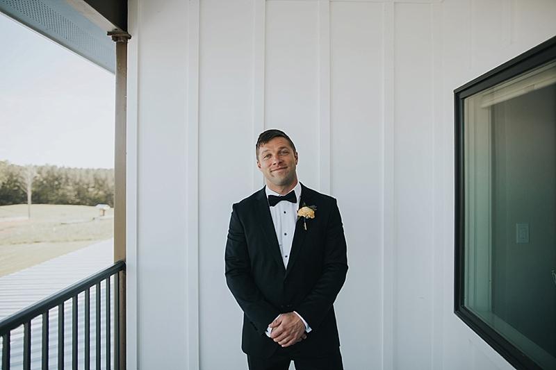 candid winston salem wedding photographer
