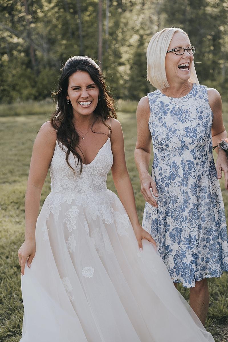 elegant candid wedding photography