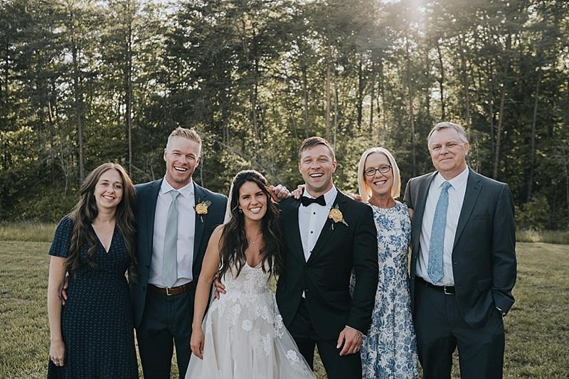 timeless north carolina wedding photography