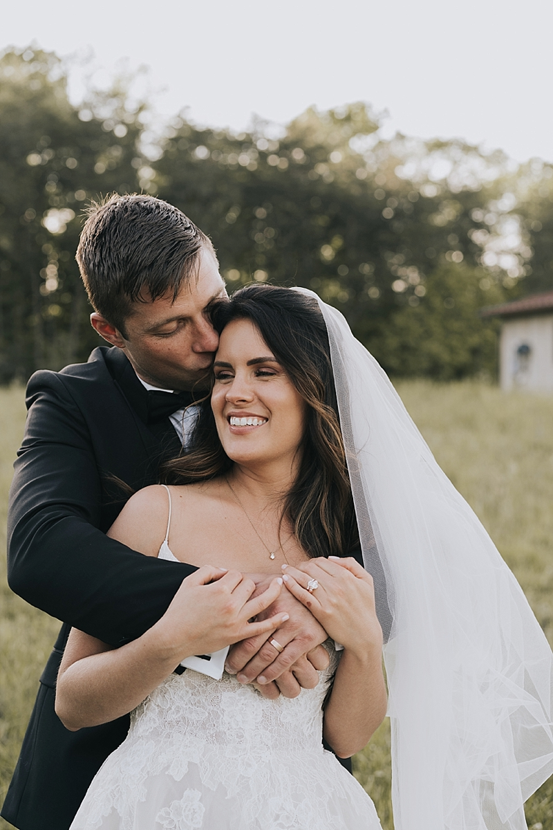 ethereal moody wedding photographer in Winston Salem, NC