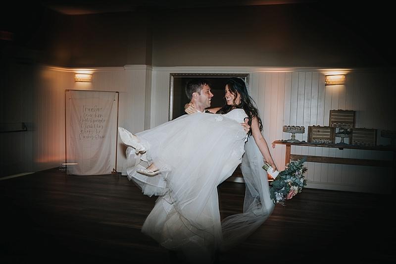 moody candid wedding photographer