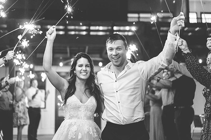 artistic candid wedding photographer winston salem
