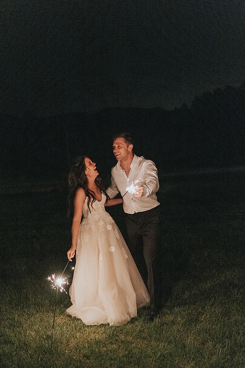winston salem natural light wedding photographer