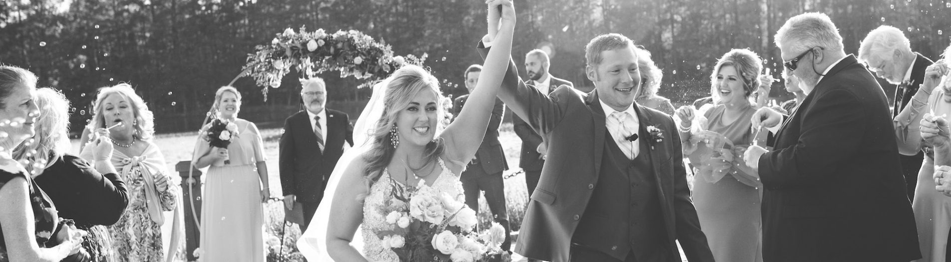 Angus Barn Pavilion Wedding in Raleigh, NC | Christie + Chris