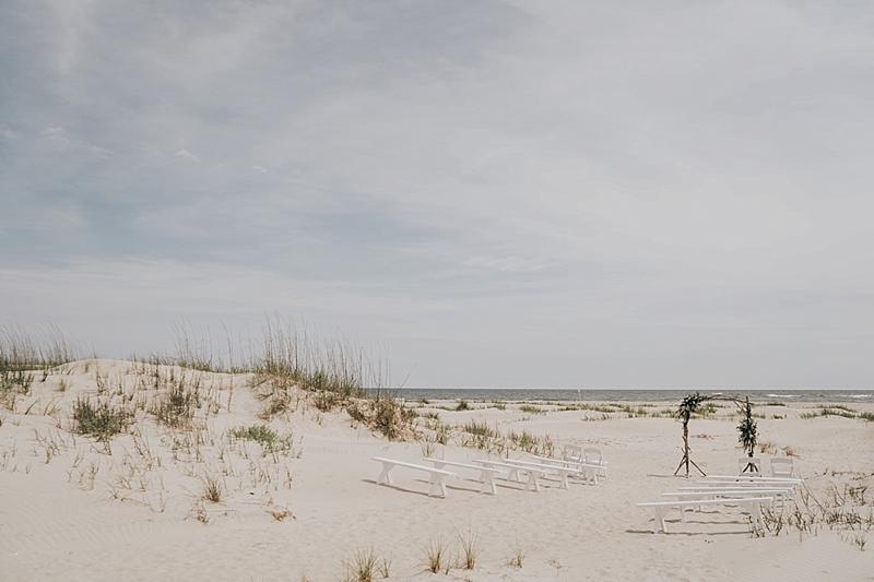 Wilmington beach wedding venue