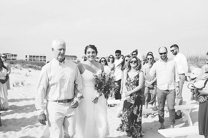 Wilmington Beach Wedding Photographer 0026