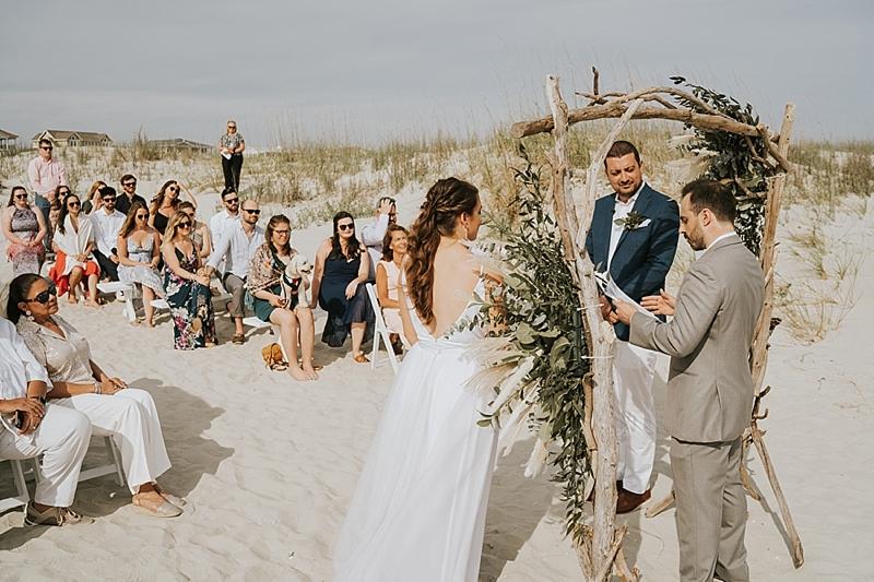 Wilmington Beach Wedding Photographer 0031