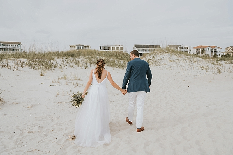 Wilmington Beach Wedding Photographer 0043
