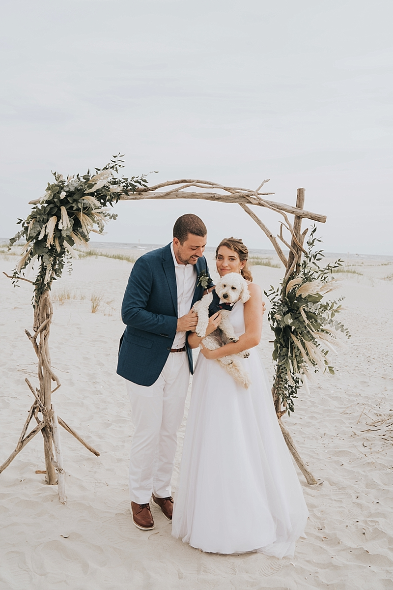 Wilmington Dog Friendly wedding venue