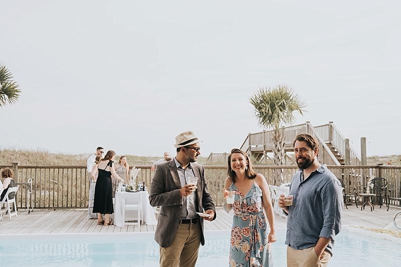 Wilmington Beach Wedding Photographer 0067