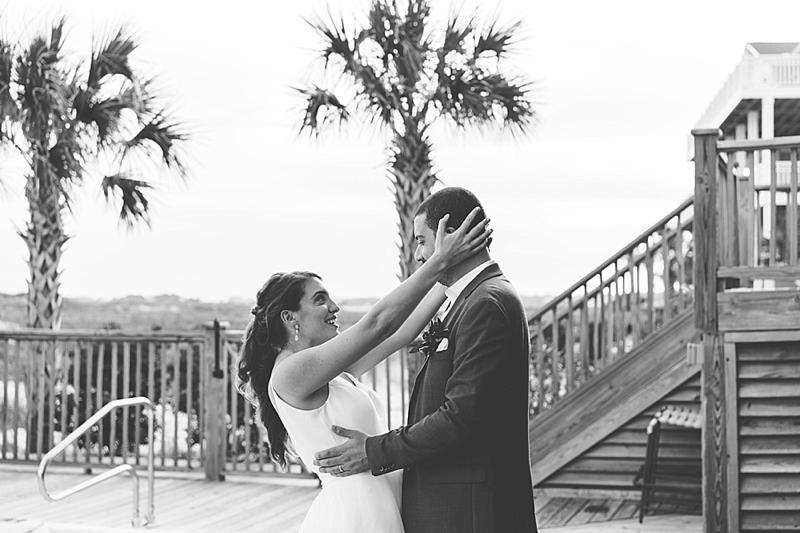 Wilmington Beach Wedding Photographer 0073