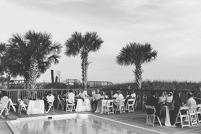 Wilmington Beach Wedding Photographer 0077