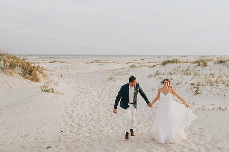 Wilmington Beach Wedding Photographer