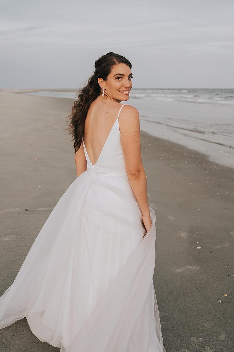 Fine art bahamas wedding photographer