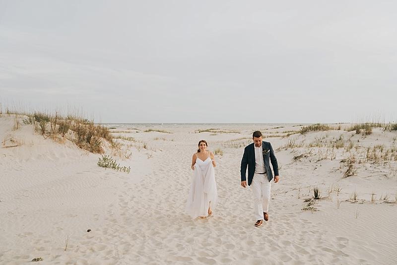 Wilmington Beach Wedding Photographer 0110