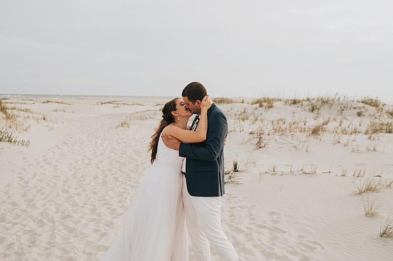 Wilmington Beach Wedding Photographer 0111