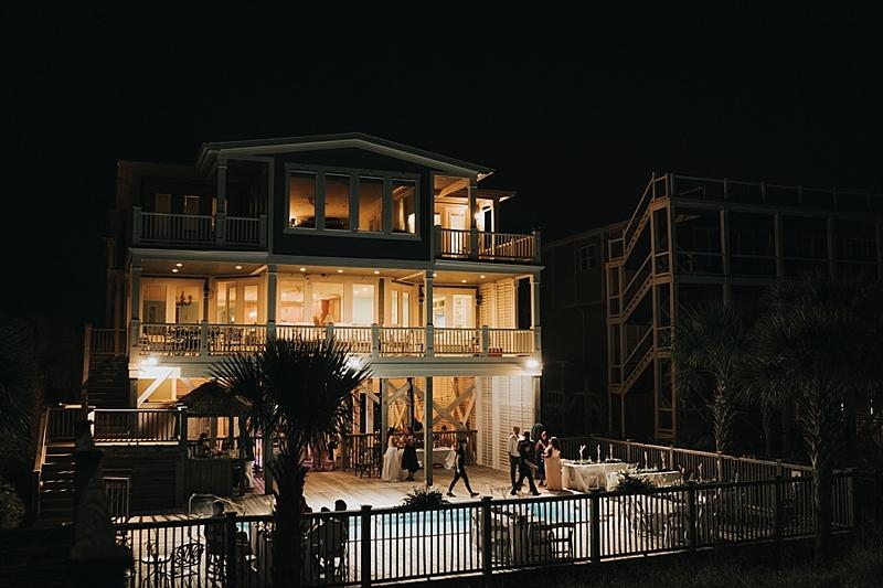 Destination Beach Wedding in United States